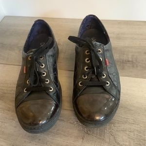 Dorking (SPAIN) Leather Shoes Sz 40. (9)